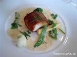 【アグネスホテル】お魚料理
