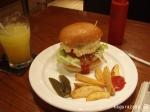【MOS'-C】タルタルチーズバーガー