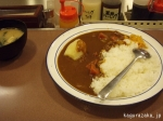 【松屋】カレー