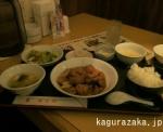鶏肉辛子炒め@東方街