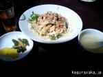【胡同四合坊】今週の麺料理