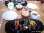 【ステーキケンタス】ステーキセット 150g