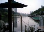 【CANAL CAFE】テラスからの眺め