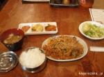 【味韓】豚肉炒め定食