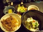 【潮彩】牛丼&うどん