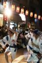 【阿波おどり】男踊り2