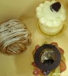 【Pastelaria 五條】ケーキ その1