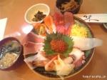 【きときと】てんこ盛り海鮮丼