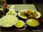 【大吉食堂】なすと肉のミソ炒め(日替わり)