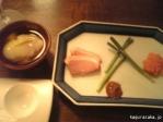 【さ和鳥】前菜