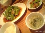 【龍公亭】蒸し豚のシーズニングソース
