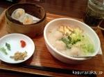 【香港粥麺専家】海鮮団子粥