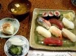 【駒寿司】ランチにぎり