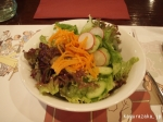 【ラ・ブラスリー】サラダ